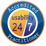 Usability247 Accredited Practitioner